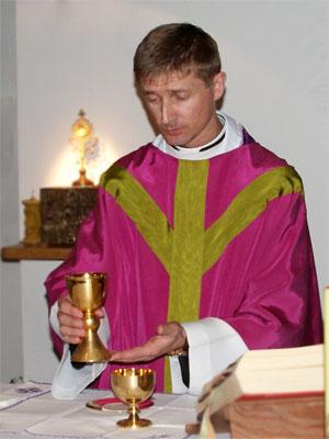 Ks. dr Paweł Oskwarek <span></span>
